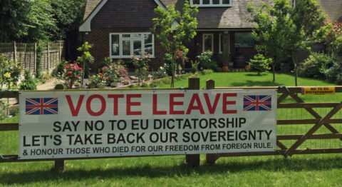 Brexit -- On June 23, 2016, decades of long-simmering tensions erupted when a majority of the British electorate voted for the United Kingdom to leave the European Union. Now what?