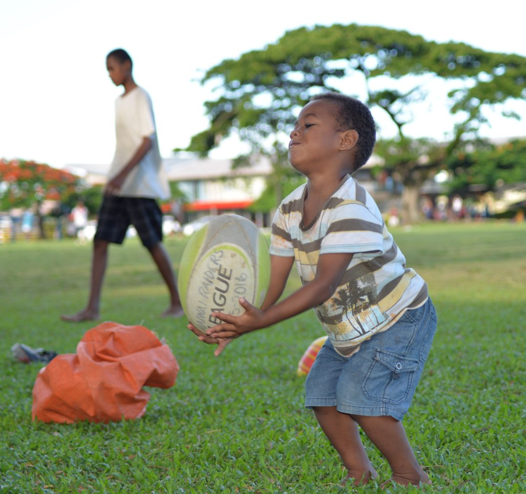 Fiji rugby - Rugby is integral to the childhood of most Indigenous Fijian boys, creating great players who compete for teams around the world.