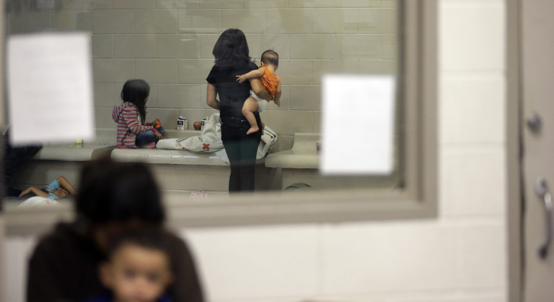 family detention unconstitutional - Existing family detention centers can hold more than 2,000 mothers and children. In the current anti-immigration climate, the number of families detained will likely increase exponentially.