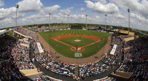 The Detroit Tigers have held their spring training at Joker Marchant Stadium in Lakeland, Florida, for more than 50 years. Baseball culture has changed a great deal over the last half-century.