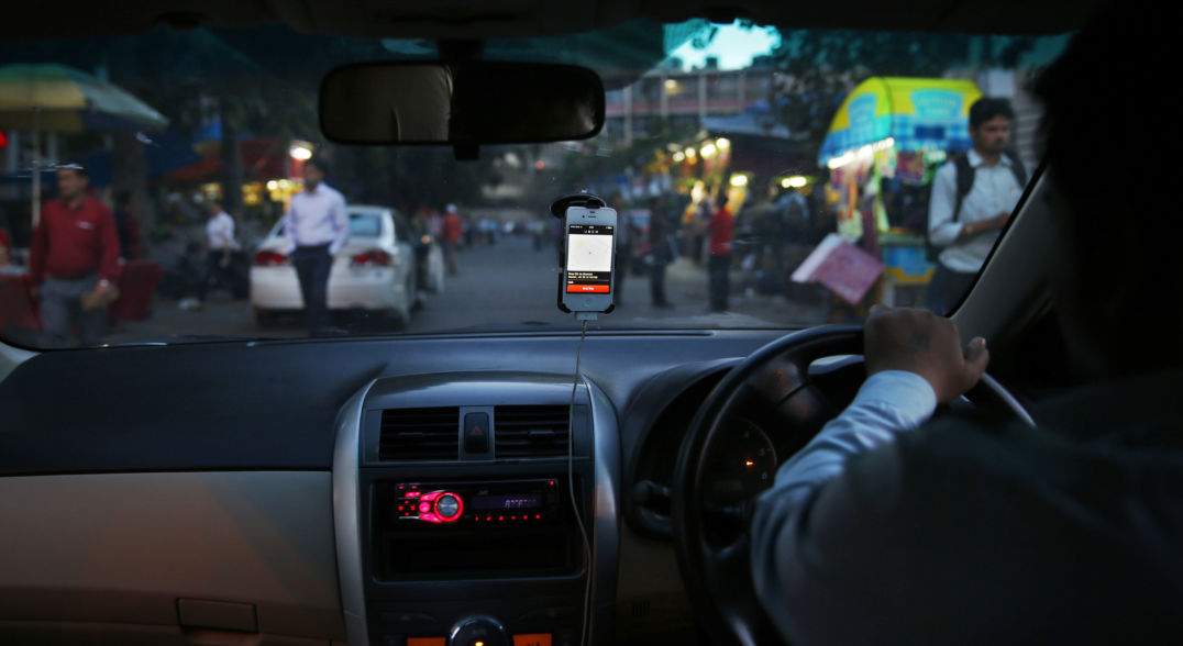 "Uber and other ridesharing services such as Ola are part of a larger trend in India toward the ""gig-economy""—an economy partially powered by self-employed workers on short-term jobs. While it offers flexible schedules for its drivers, it can also come with long hours and income instability."