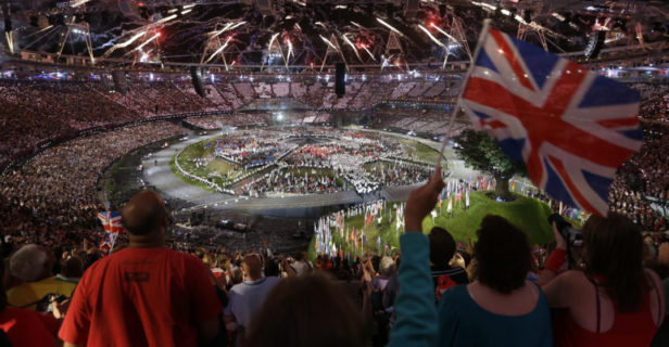 Brawn Drain - While many people get caught up in the nationalistic pageantry of the opening ceremony, the reality of the international sports world today is one of increasingly fluid citizenship among athletes.