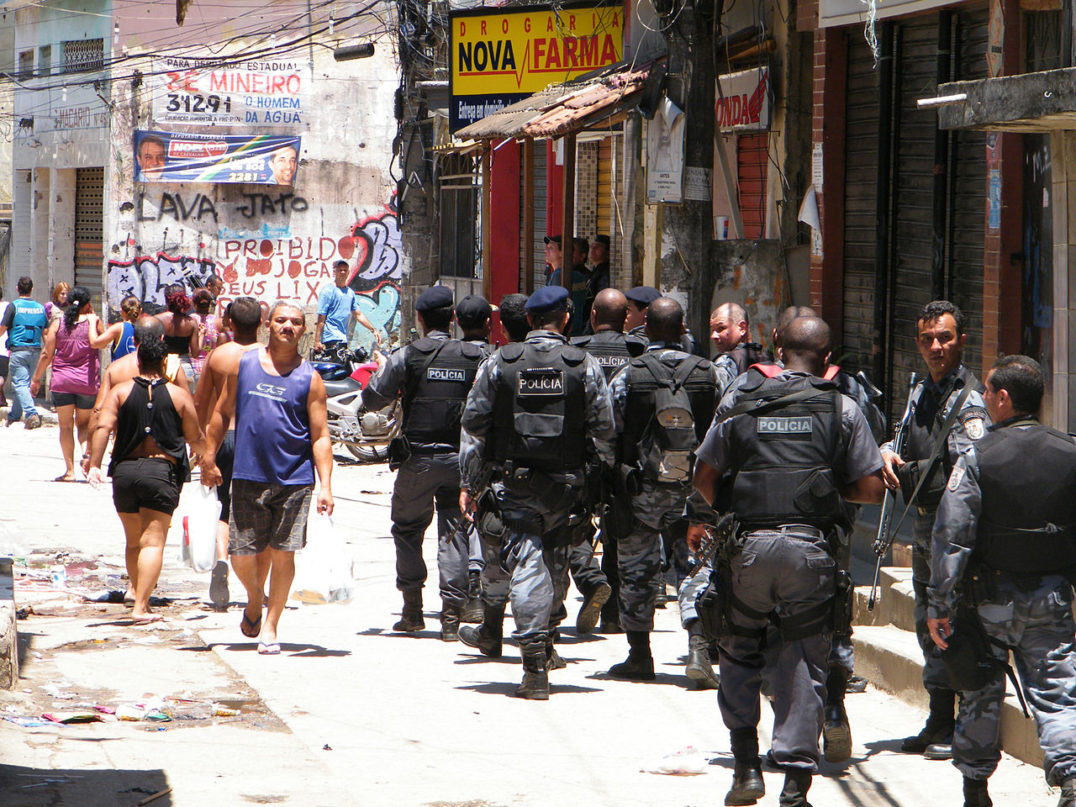 While police raids in the favelas are meant to root out drug-trafficking gangs, innocent civilians are often caught up in the violence.