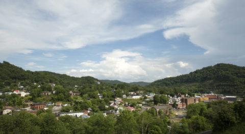 The small city of Hazard, Kentucky, rests in the heart of Appalachia.