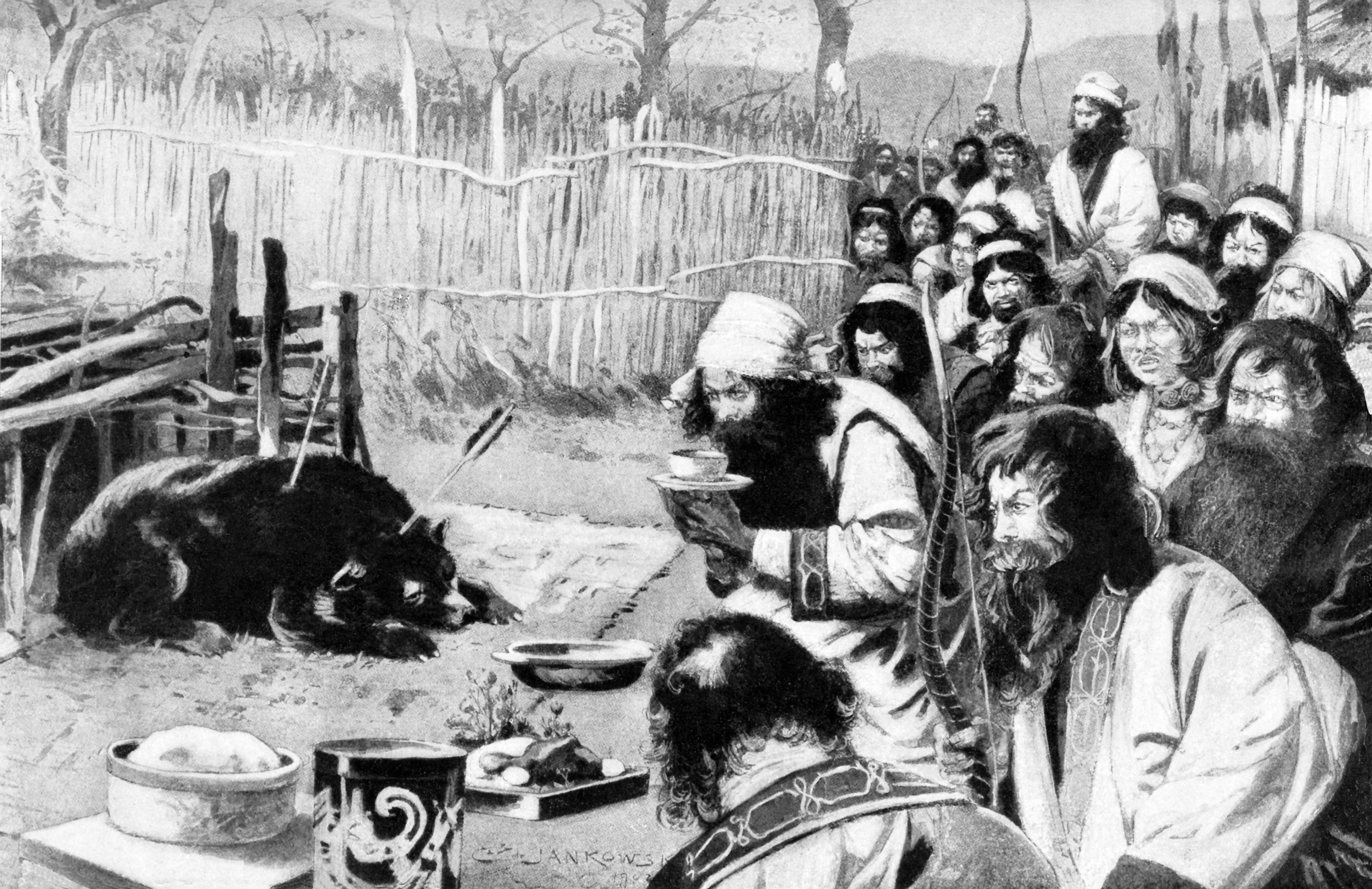 The Untold Story of Japan's First People - SAPIENS