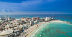 In the last few decades, post-hurricane real estate developments in Cancún, Mexico, have benefited elites and divided tourists from locals.