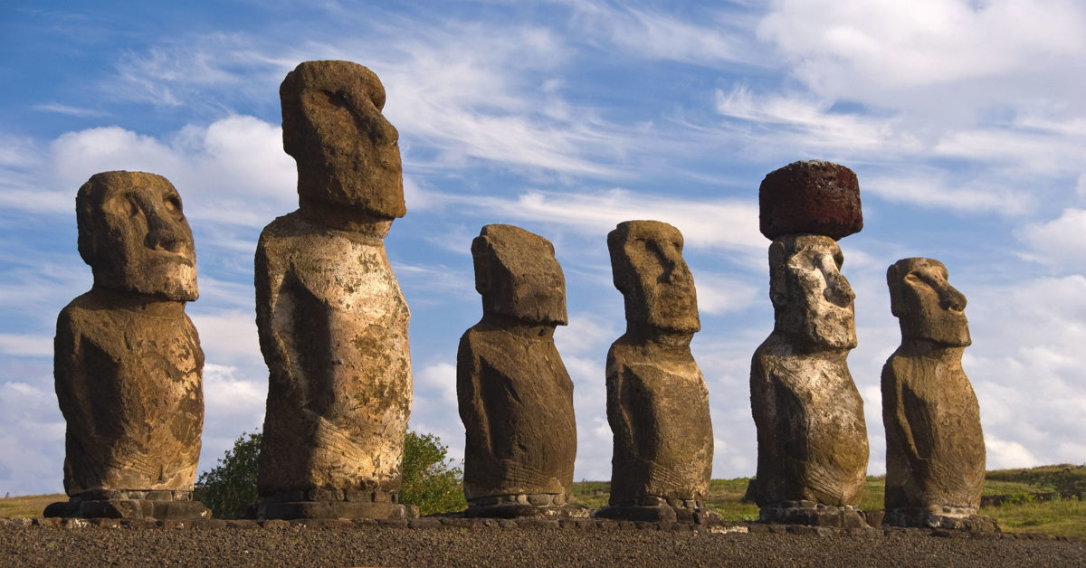 what happened on easter island a Most scholars agree the first easter islanders were polynesian, but how to explain the sweet potato and inca-like walls the fate of easter island should what happened on one small island in the south pacific serve as a cautionary tale for the world as a whole.