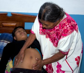 Most traditional midwives offer extensive prenatal services.