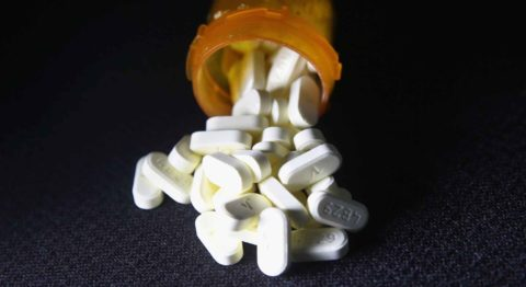 chronic pain - In the wake of a 2016 federal guideline, many chronic pain patients have had difficulty accessing their previous dose of opioids such as oxycodone (above).