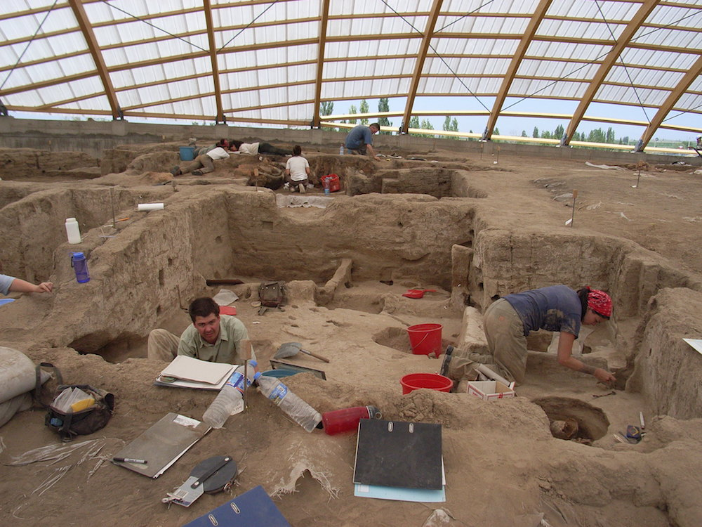 The Neolithic village of Çatalhöyük, in modern Turkey, saw the invention of new cooking technologies and processes that reshaped domestic life.