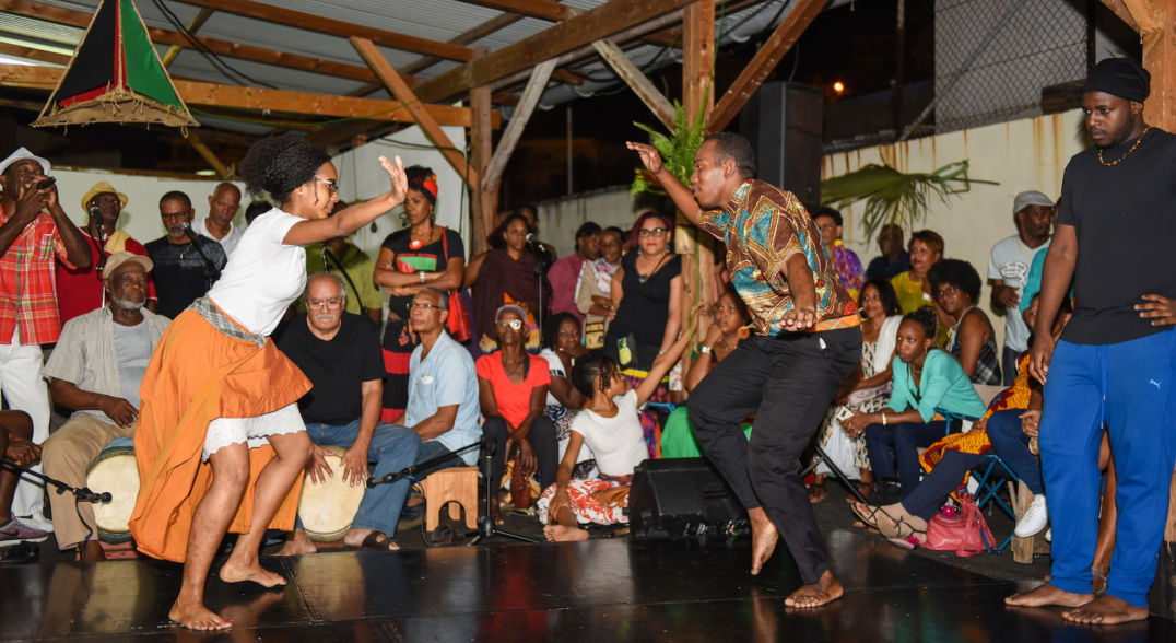 Bele Martinique - Bèlè dancers and musicians help shape how some Martinicans envision their future society.